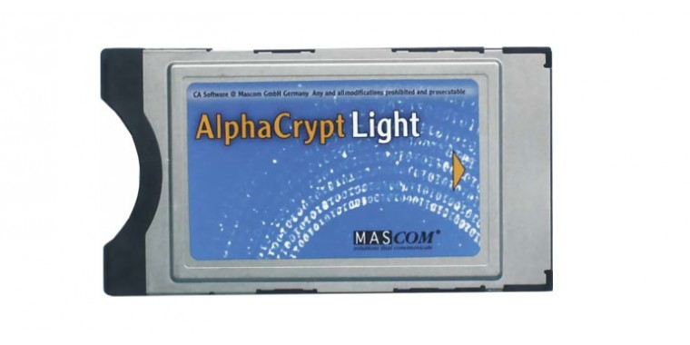 Alphacrypt Light CI-Modul Rev. 2.2