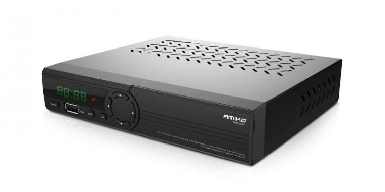 Amiko HD8265 Plus CICXE Combo Tuner
