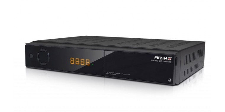 Amiko SHD-8240 CICXE DVB-C Cabel