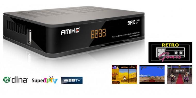 Amiko Mini/Gekko IPTV Client