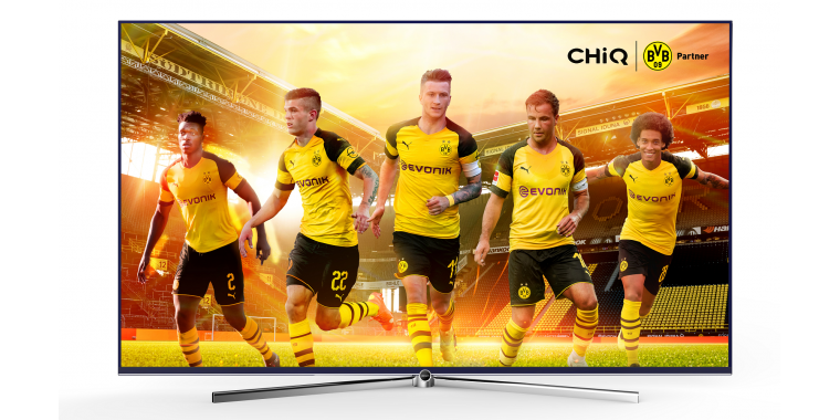 CHiQ U55Q5T ELED 4K Highend Smart TV