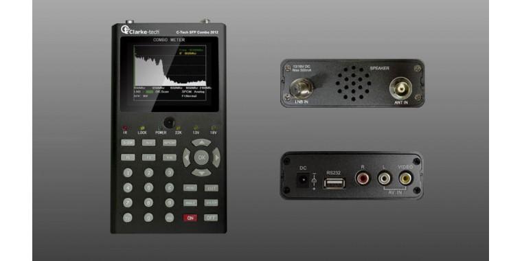 Clarke-Tech SFP 2012 Combo Messgerät