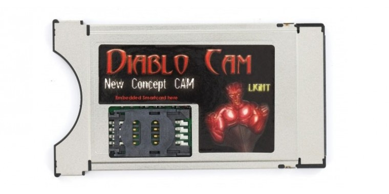 Diablo Light CAM B-Ware