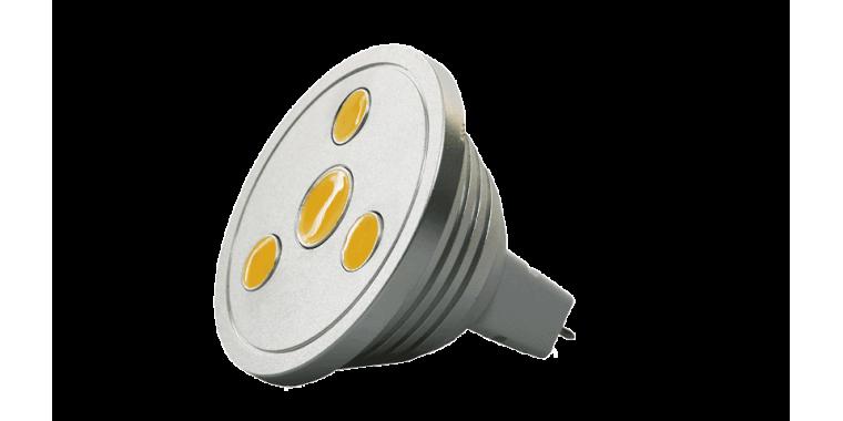 LED C4MR16 Cold