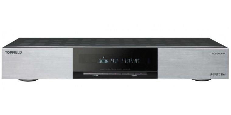 Topfield TF7700 HCCI DVB-C USB mit PVR-FB *Aussteller*