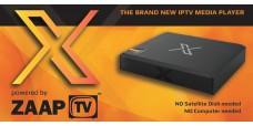 ZaapTV - 1080p Android IPTV Client
