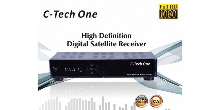 Clarke-Tech One Full-HD SAT + IPTV (C-Tech One)
