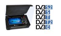 Messgeräte DVB-S2/T2/C