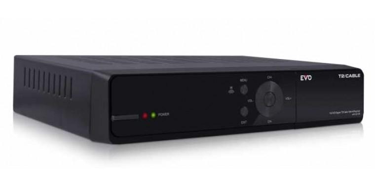 EVO ENFinity DVB-C HD Enigma2