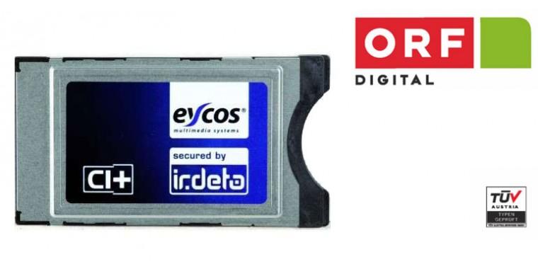 Eycos Irdeto CI/CI+ SmarDTV CAM (ORF TÜV)