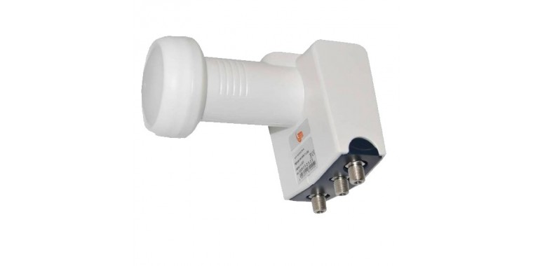 Unicable LNB - 6fach (4xUnicable SCR + 1 x Twin)