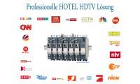 Komplett Set SAT Kopfstelle DVB-S2 HD