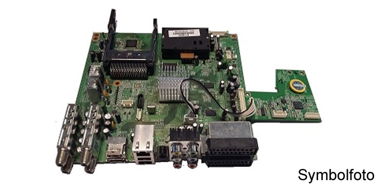 Xtrend/Clarke-Tech ET9x00 HD Ersatz-Mainboard + Security Board