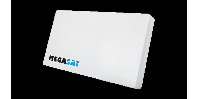 Megasat Profi Line Twin Flachantenne UHD (Tausch LNB)
