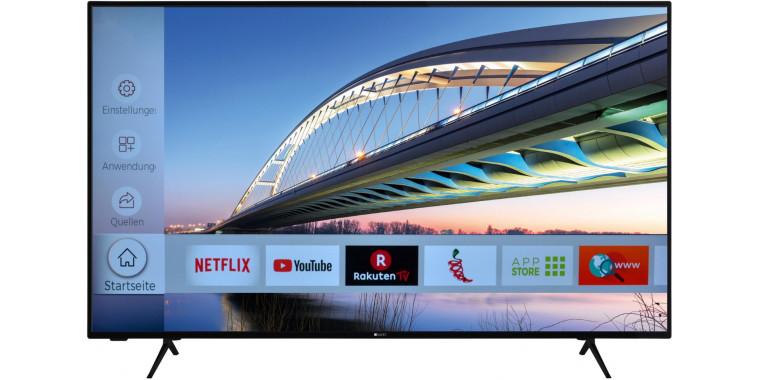 Nabo 55 ST6600 140cm 4K UHD HDR Smart TV