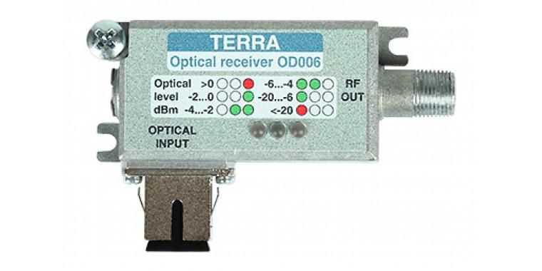 Terra OD006 Optical Node FTTH Receiver für DVB-C/T