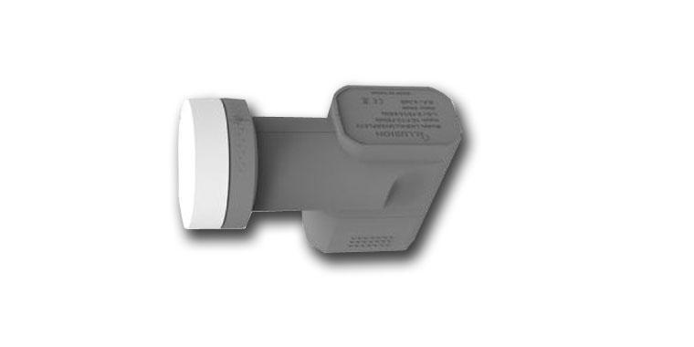 Quattro LNB 0,1dB 60dB-Verstärkung Full-HD