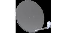 Sat-Line Sat Antenne 60cm Dunkelgrau