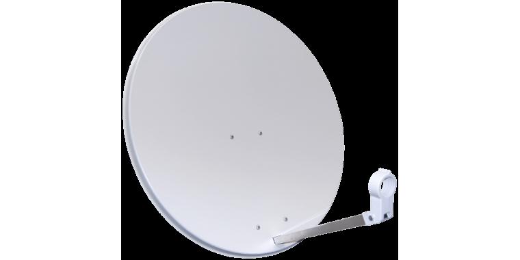 Sat-Line Sat Antenne 60cm Lichtgrau