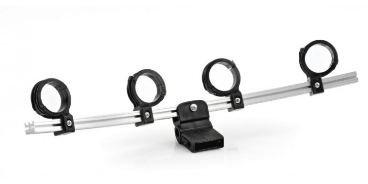 Satmedia Multifeedhalterung 4x für 80/100cm