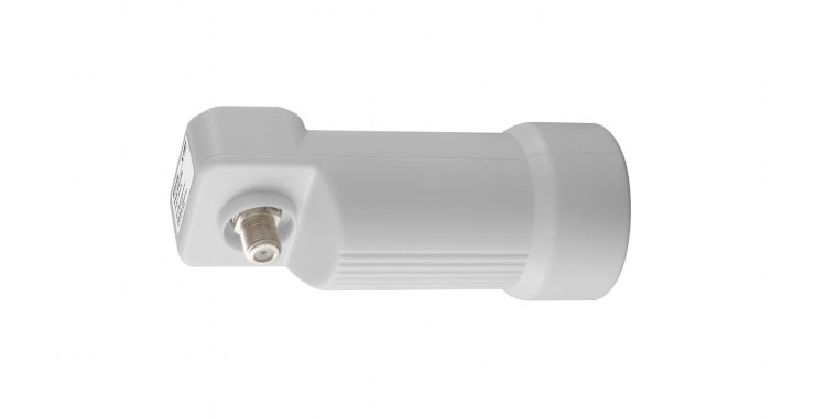 Single LNB 0,1db 60dB-Verstärkung UHD