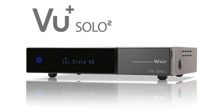 VU+ Solo² 2 - FullHD SAT Twin Tuner  *Aussteller*
