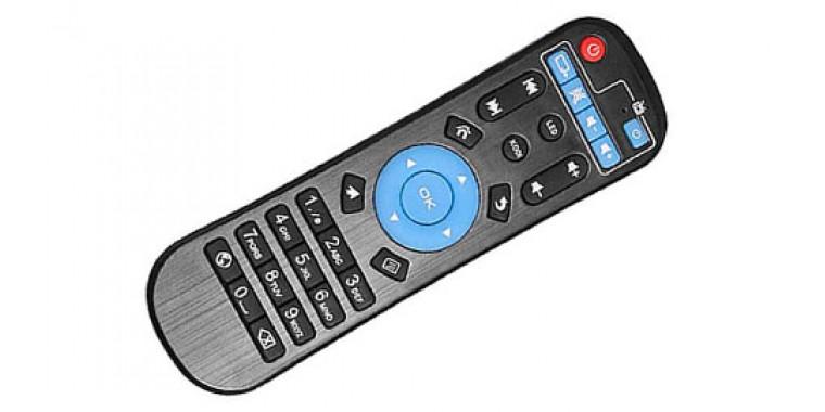 Remote Control ZaapTV HD 709N