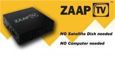 ZaapTV HD709N - 2 Jahre ZaapTV (Arabic/Greek)
