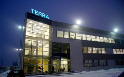 We are official Terra Electronics distributor - Made in EU